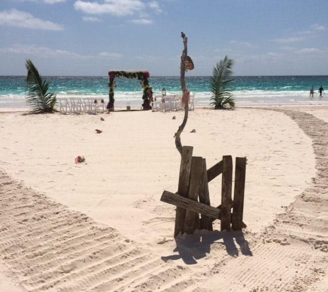 Valentines Resort Beach