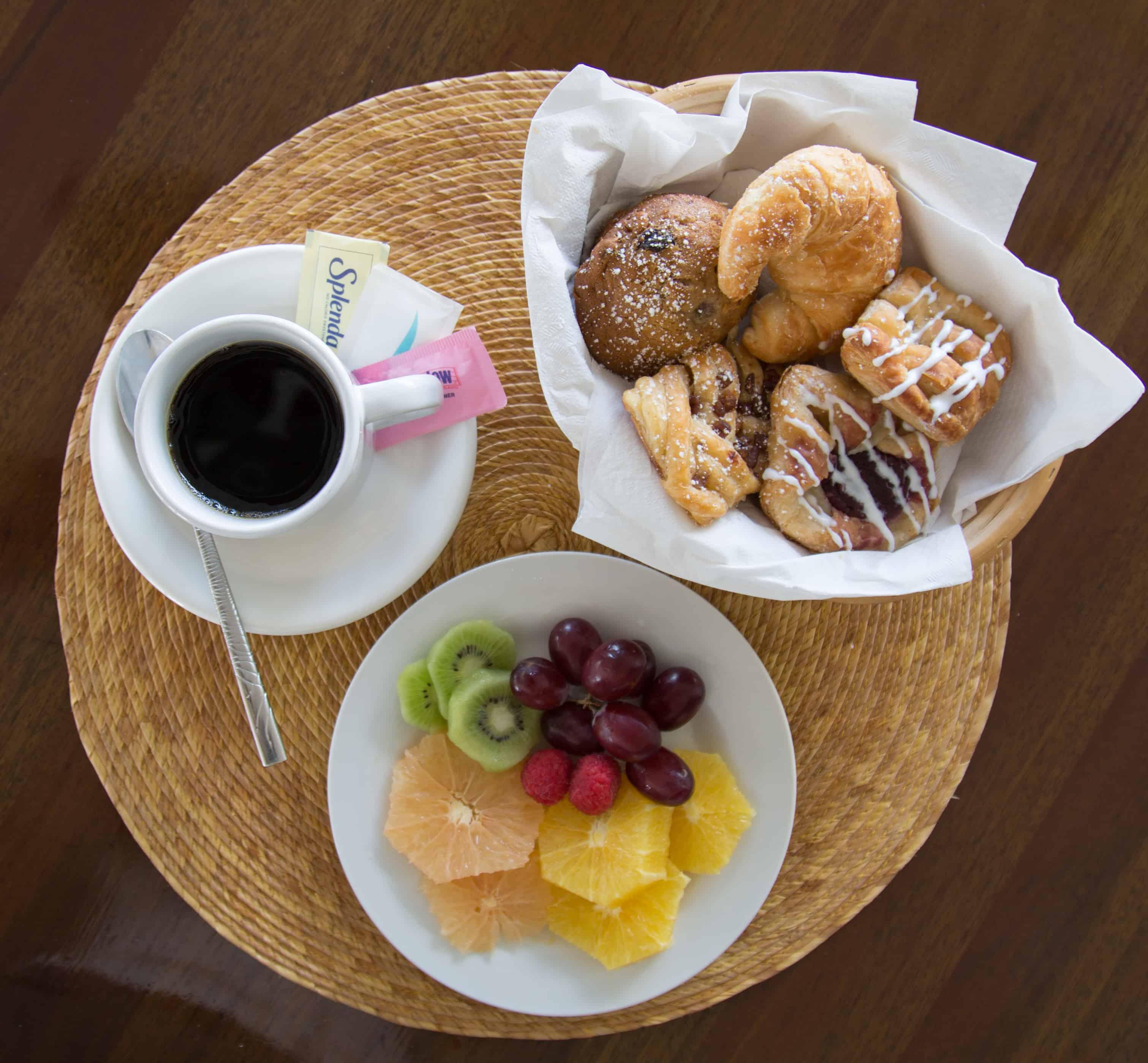 Valentines Food Shooting Breakfast