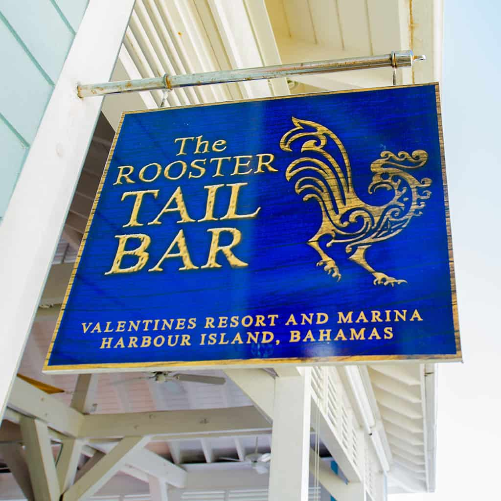 The Rooster Tail Bar
