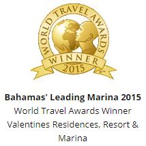 Bahamas Leading Marina 2015