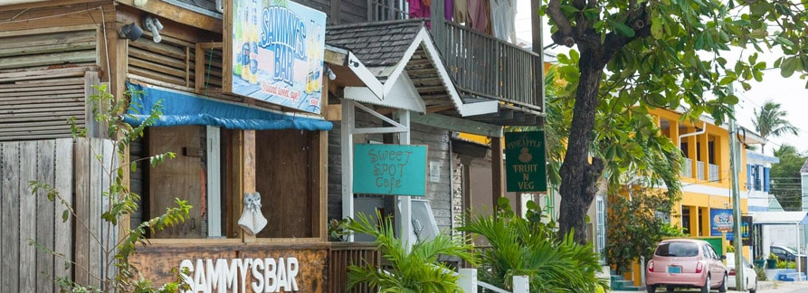 342aa9addc Shopping   Nightlife at Valentines Resort Harbour Island Bahamas