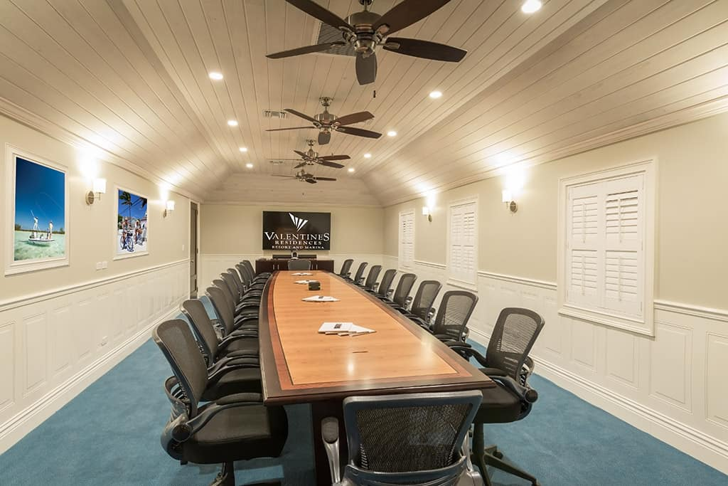 Valentines Resort and Marina Conference Room