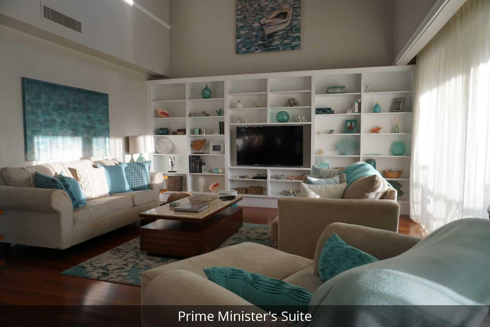 Prime Minister Suite
